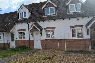 Thumbnail Terraced house to rent in Cavalry Park, March