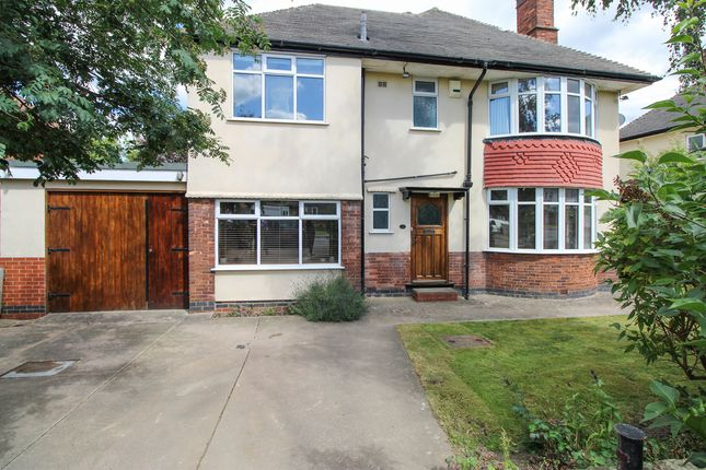 Thumbnail Detached house for sale in Greenbank Drive, Chesterfield