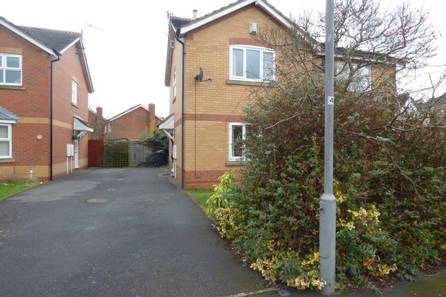Thumbnail Semi-detached house to rent in Leafe Close, Chilwell