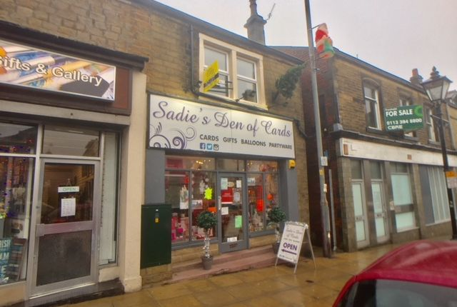 Thumbnail Flat to rent in Queen St, Great Harwood