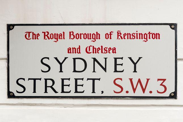 Photos of Sydney Street, London SW3