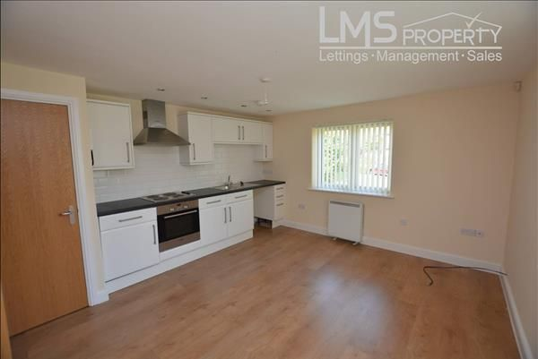 Thumbnail Flat to rent in Denbigh House, Cheviot Square, Winsford