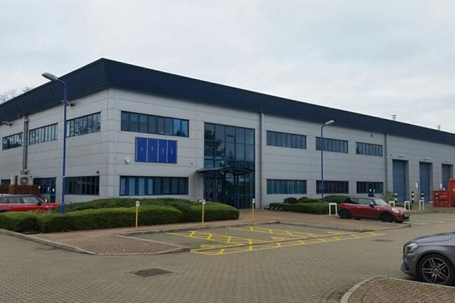 Thumbnail Light industrial to let in C Watchmoor Point, Camberley, Surrey