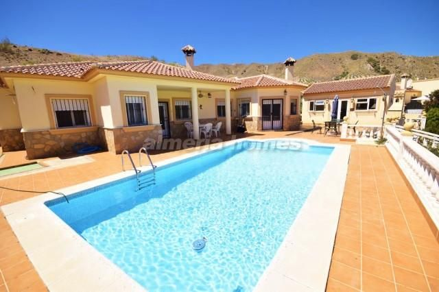 Thumbnail Villa for sale in Villa Encanto, Arboleas, Almeria