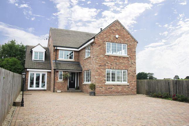 Thumbnail Detached house for sale in Station Road, Ossett