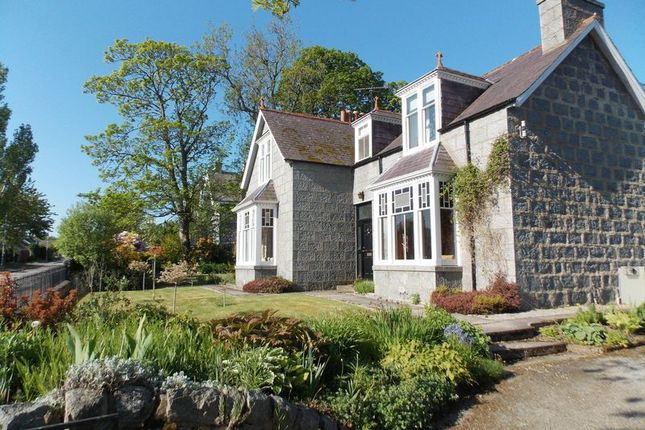 Thumbnail Detached house for sale in Bank Brae, Alford