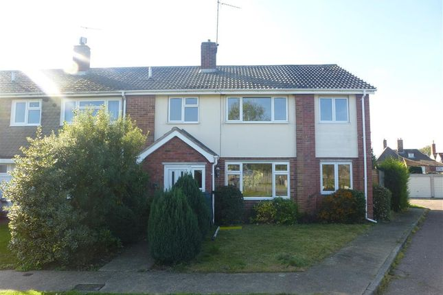 Thumbnail Property to rent in Millfields, Wangford, Beccles