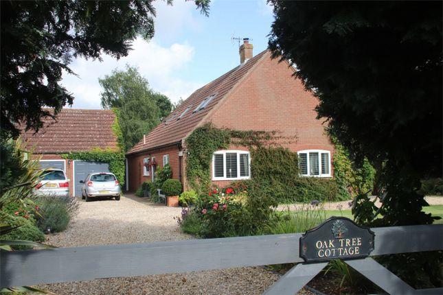 Thumbnail Detached house for sale in The Street, Little Snoring, Fakenham