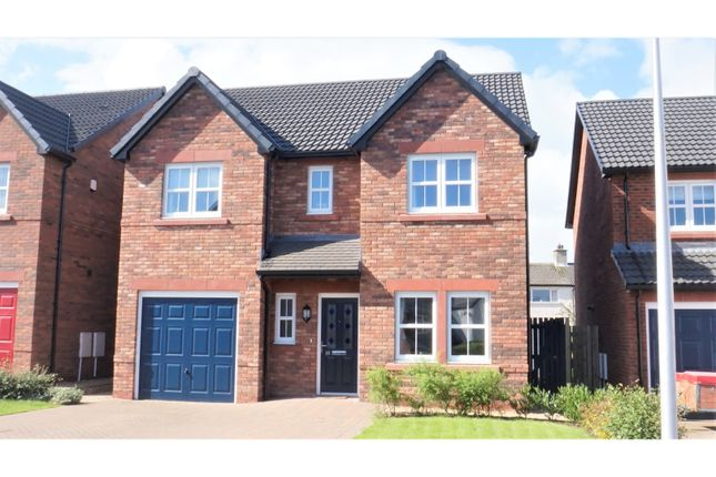 Thumbnail Detached house for sale in St. Mungos Close, Dearham