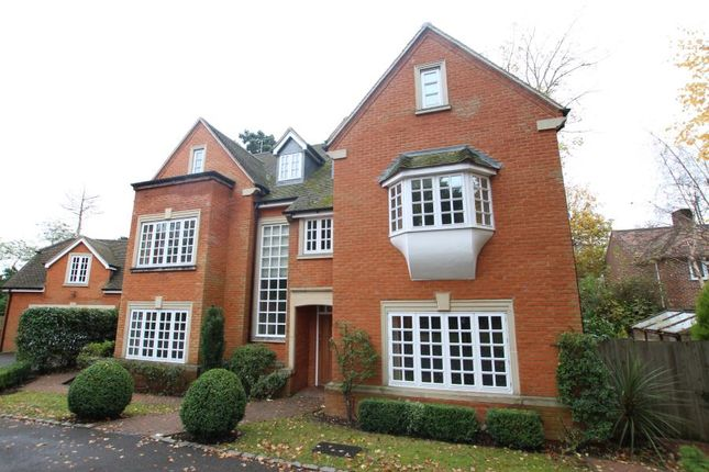 Thumbnail Detached house to rent in Wych Hill, Hook Heath, Woking