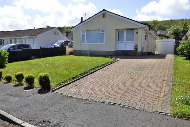 Thumbnail Detached bungalow for sale in Chestnut Close, Banwell