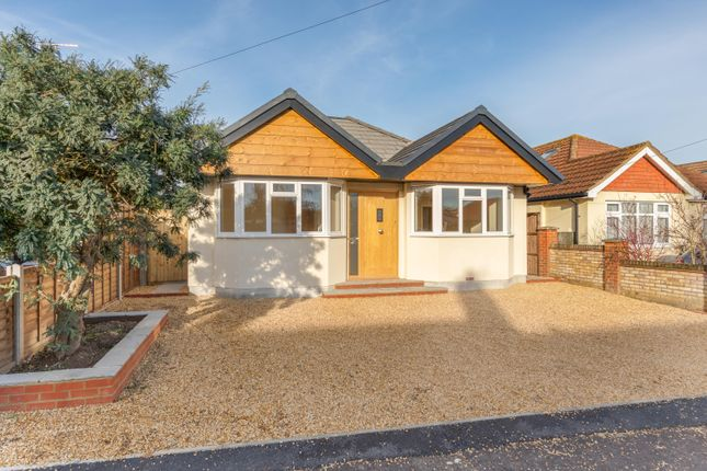 Thumbnail Detached bungalow for sale in Fulbrook Avenue, New Haw