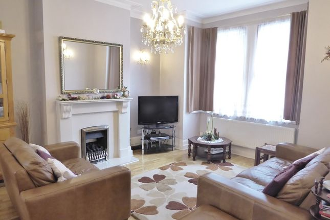 Thumbnail Terraced house for sale in Pitcairn Road, Tooting Junction
