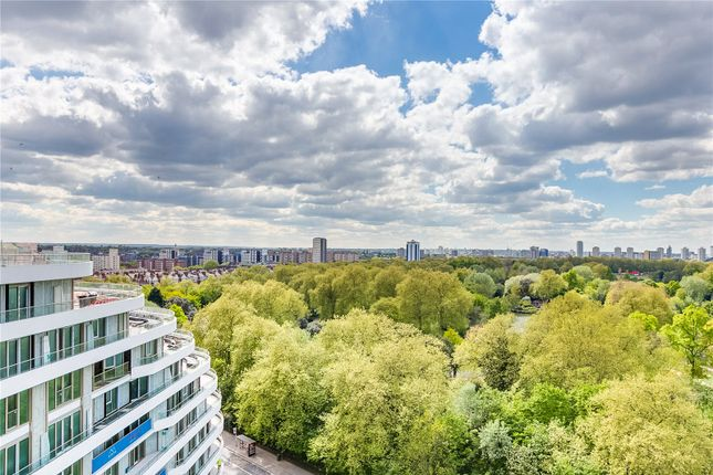 Thumbnail Flat for sale in Cascade Court, Chelsea Vista, 1 Sopwith Way, London