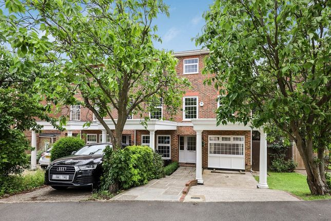 4 bed end terrace house for sale in Pine Grove, London SW19