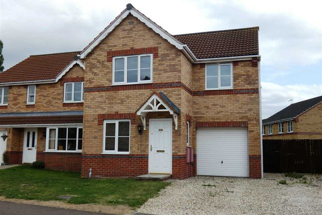 Thumbnail Detached house to rent in Granville Road, Scunthorpe