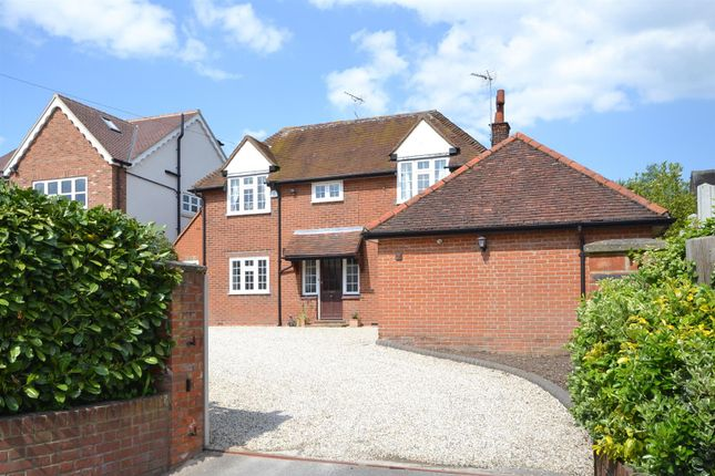 Thumbnail Detached house for sale in Fryerning Lane, Ingatestone
