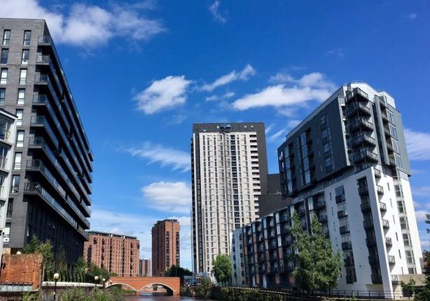 Thumbnail Triplex to rent in One Regent, 1 Regent Road, Manchester