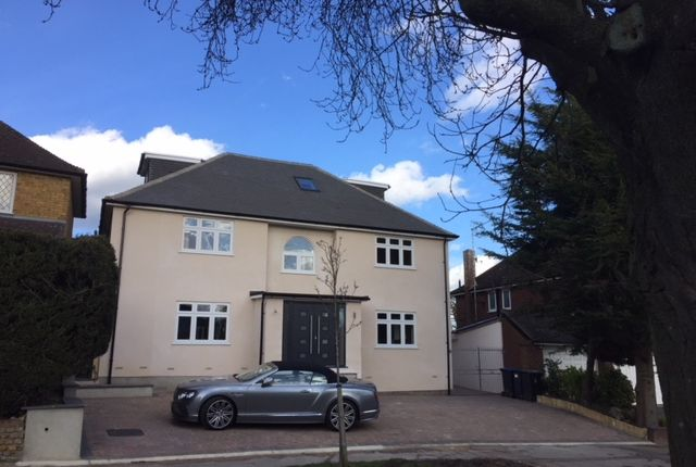 Thumbnail Detached house to rent in Claremont Road, Barnet
