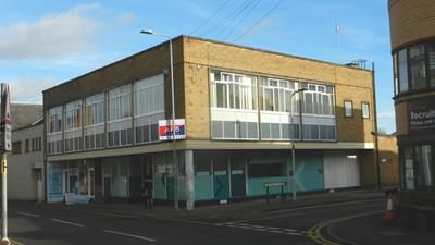 Thumbnail Commercial property for sale in - 35 Long Street, Wigston, Leicestershire