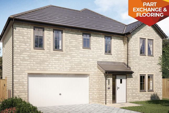"""Thumbnail Detached house for sale in """"The Westbury"""" at Garden House Drive, Acomb, Hexham"""