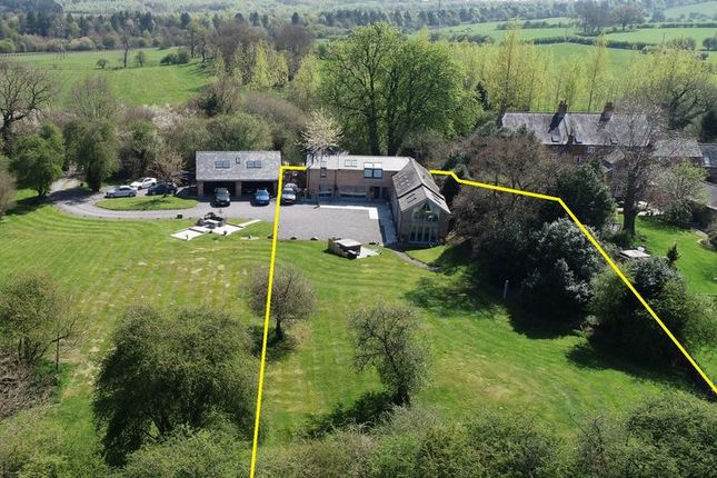Thumbnail Detached house for sale in Charley Road, Charley, Leicestershire