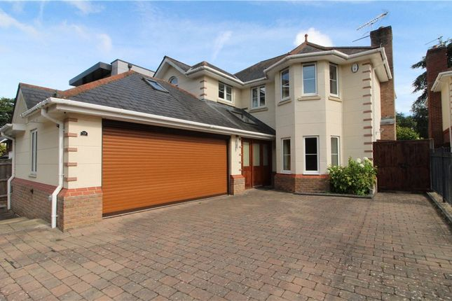 Detached house for sale in Canford Cliffs, Poole, Dorset