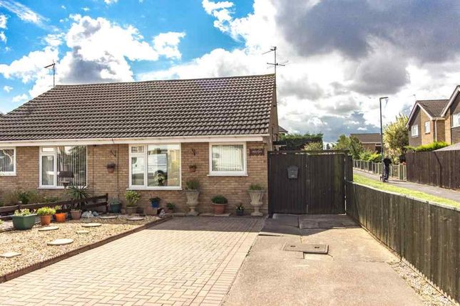 Thumbnail Semi-detached bungalow for sale in Wharfedale Road, Long Eaton, Nottingham