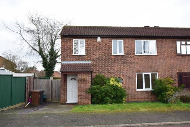 3 bed semi-detached house to rent in Alvis Court, Northampton NN3