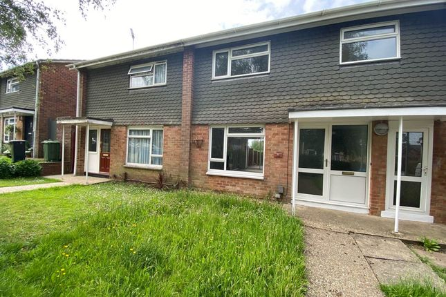 Thumbnail Terraced house to rent in Old Farm Road, Oakdale, Poole