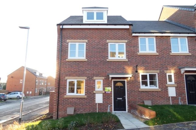 Thumbnail Semi-detached house to rent in Moorhen Close, Stockton-On-Tees