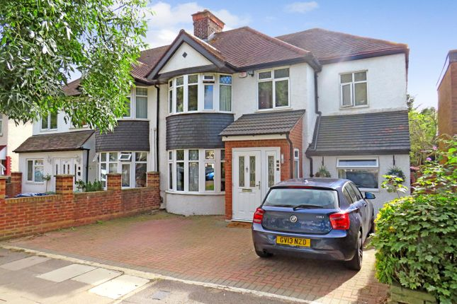 Thumbnail End terrace house for sale in Whitton Avenue East, Greenford, Middlesex