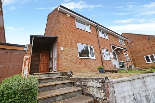 Thumbnail End terrace house for sale in The Ridings, Lower Dundry, Bristol