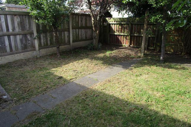 Rear Garden of Storey Street, Swinton, Mexborough S64