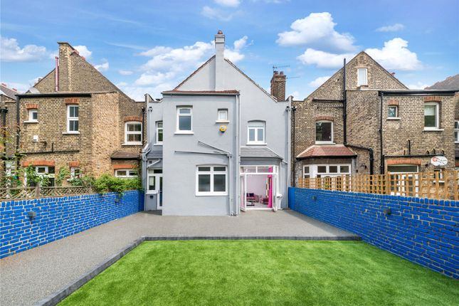 Thumbnail Terraced house to rent in Carleton Gardens, Brecknock Road, London