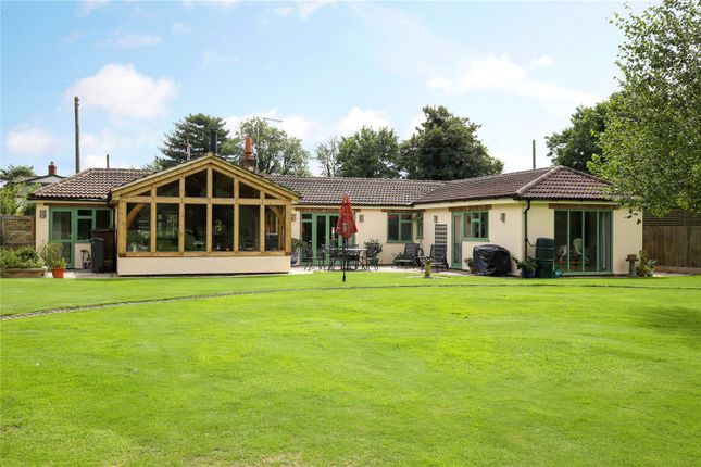Thumbnail Detached bungalow for sale in Saul, Gloucester, Gloucestershire