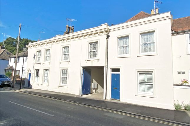 Thumbnail Terraced house for sale in Staines, Surrey
