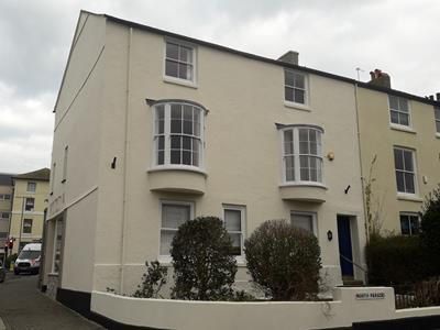 Thumbnail Office for sale in 14-15 North Parade, Penzance, Cornwall