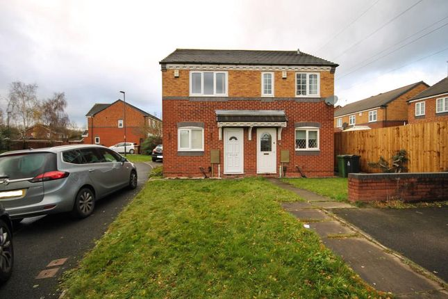 Thumbnail Semi-detached house to rent in Ludlow Lane, Walsall