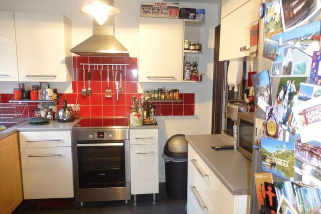 Kitchen of Mount Park, Conwy LL32