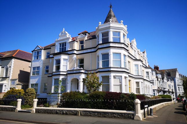 Thumbnail Flat for sale in The Towers, Trinity Square, Llandudno