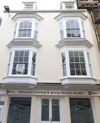 2 bed flat for sale in The Lanes, High Street, Ilfracombe EX34