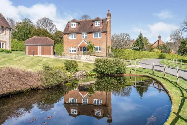 4 bed detached house for sale in Hurst Park, Midhurst, West Sussex, . GU29