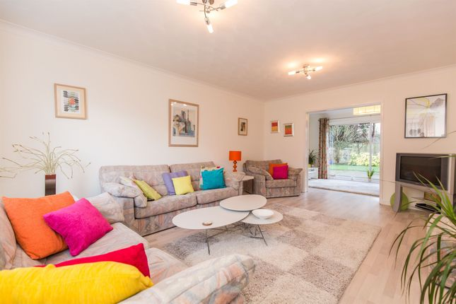 Thumbnail Detached house for sale in Melville Avenue, Old St. Mellons, Cardiff