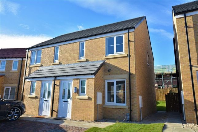 Thumbnail Semi-detached house to rent in Elm View, Castleford