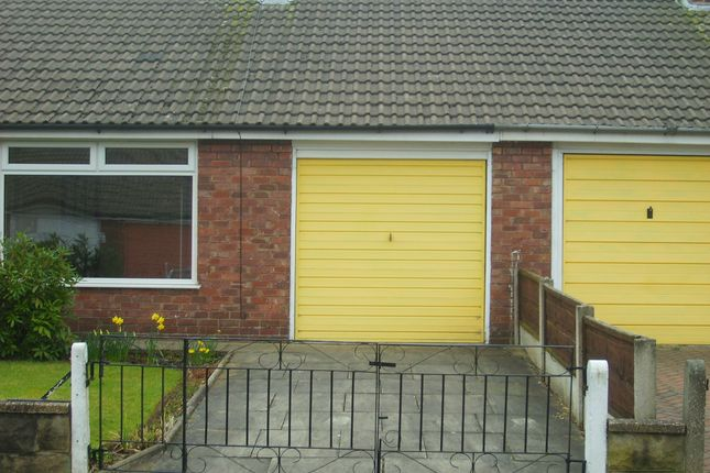 Thumbnail Bungalow to rent in Thirlmere Road, Partington