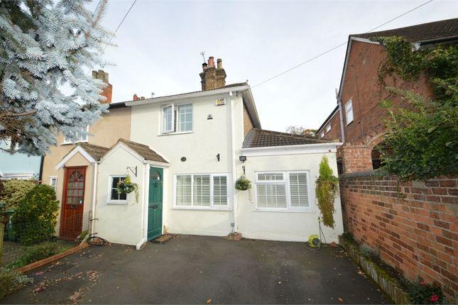 Thumbnail Semi-detached house for sale in New Road, Weybridge, Surrey