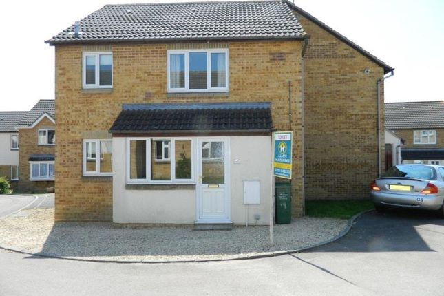 Thumbnail Terraced house to rent in Orchard Mead, Royal Wootton Bassett