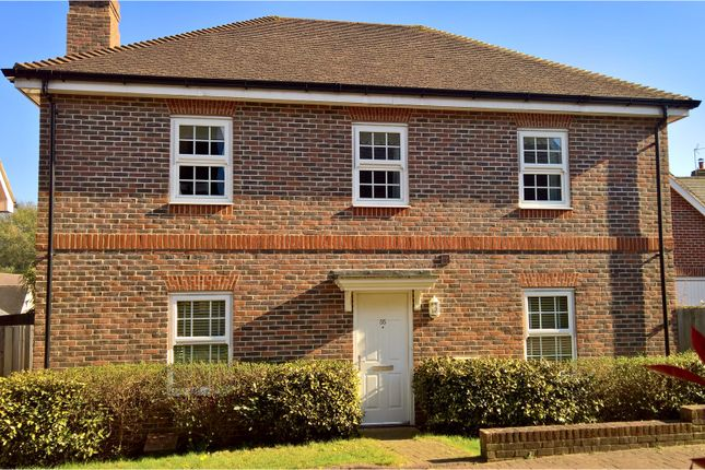 Thumbnail Detached house for sale in Riverside, Pulborough