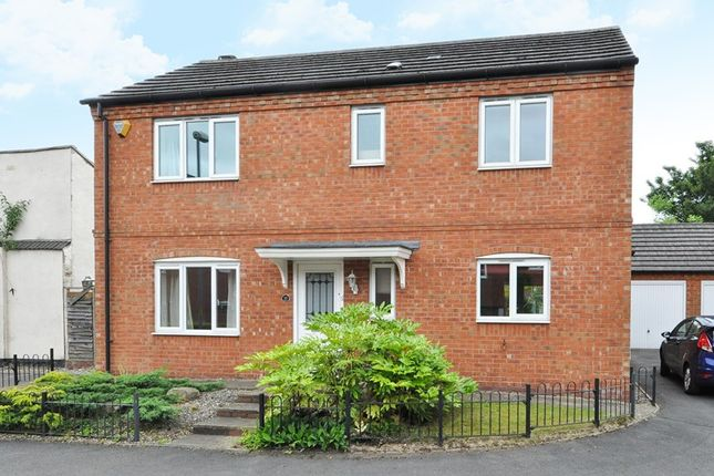 Thumbnail Detached house for sale in Ten Acre Mews, Stirchley, Birmingham
